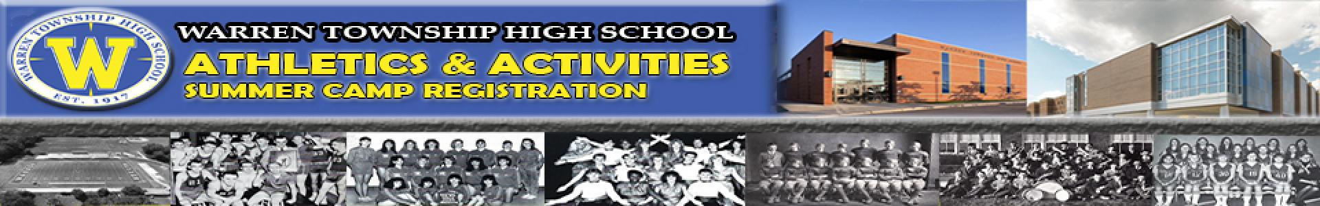 Athletic and Activity Camps